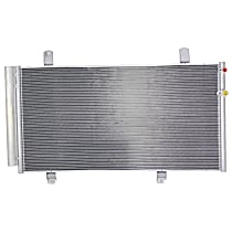 A/C Condenser - For Gas Engine, Excludes Hybrid