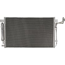 A/C Condenser - (07-12 Sedan 08-13 Coupe) 2.5L 4-CyL, 3.5L V6 Eng.