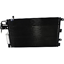 A/C Condenser - w/ Automatic Transmission