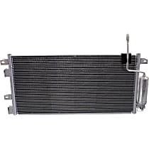 A/C Condenser - w/ Manual Transmission