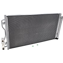 A/C Condenser - (Not For Models With Sport Automatic Transmission 'S2TBA')