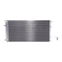 A/C Condenser - For V8 5.3L/6.2L Engines