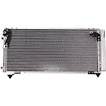 New AC Condenser For 2001-2004 Chrysler Sebring Convertible//Sedan CH3030195 With Trans Cooler