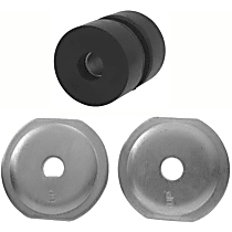 SM5391 Strut Mount Bushing - Rubber, Direct Fit, Sold individually