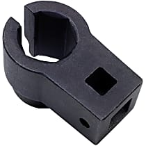 Lisle 12390 Dual Drive Oxygen Sensor Wrench - Universal