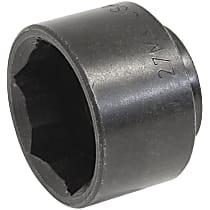 Drive Socket - 27 mm, Universal, Sold individually
