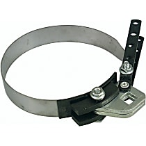 Lisle 53100 Oil Filter Wrench - Universal, Sold individually