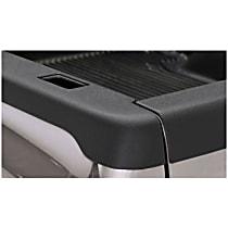 Bushwacker 48501 Bed Rail Cap - Matte Black, Dura-Flex(R) 2000 TPO, Smooth, Direct Fit, Set of 2
