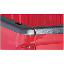 48506 Bed Rail Cap - Matte Black, Dura-Flex(R) 2000 TPO, Smooth, Direct Fit, Set of 2