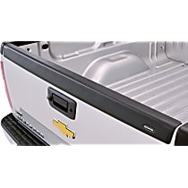 48516 Tailgate Cap - Matte Black, Dura-Flex(R) 2000 TPO, Smooth, Direct Fit, Sold individually