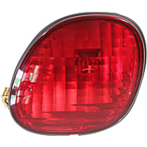 Tail Light - Passenger Side, Inner, Mounts on Luggage Lid