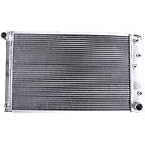 162AA2R Aluminum Tank Radiator, 18 in. H x 31 in. L x 2.5 in. W Core Size