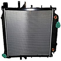 200-1019 Aluminum Tank Radiator