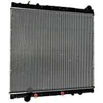 300-1025 Aluminum Core Plastic Tank Radiator