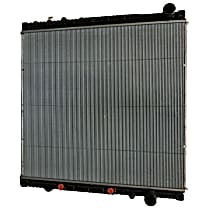 300-1026 Aluminum Core Plastic Tank Radiator
