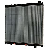 Aluminum Core Plastic Tank Radiator