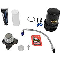 Intermediate Shaft Bearing Update Kit - Replaces OE Number 10 0124 250