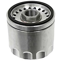 LN Engineering 10624 Oil Filter (Billet Spin-on Type) - Replaces OE Number 99 0270 007