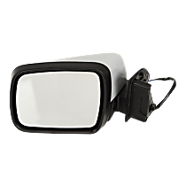 Mirror Manual Folding - Driver Side, Paintable