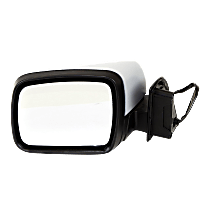 Mirror Power Folding - Driver Side, Paintable