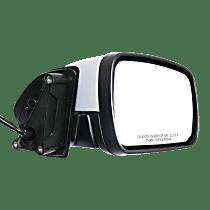 Mirror Power Folding - Passenger Side, Paintable