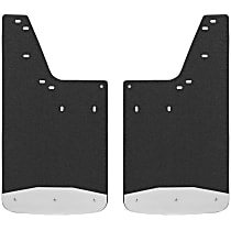 250233 Rear Mud Flaps, Set of 2