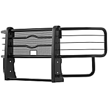 320923-320920 Luverne Prowler Max Steel Grille Guard, Powdercoated Black