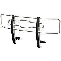 Luverne Tubular Steel Grille Guard, Chrome