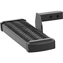 Luverne 415026-570015 Hitch Step - Powdercoated Textured Black, Aluminum, Universal, Sold individually
