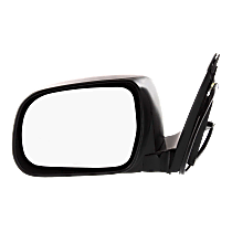 Mirror - Driver Side, Heated, Paintable