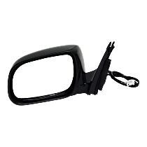 Mirror - Driver Side, Heated, Paintable, With Memory