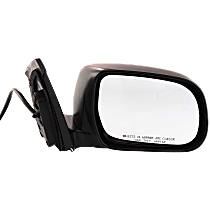 Mirror - Passenger Side, Heated, Paintable, With Memory