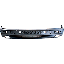 Front Bumper Cover, Primed - Fits: Models Without AMG Styling Package (Code772)