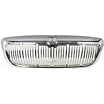 Grille Assembly - Chrome Shell and Insert