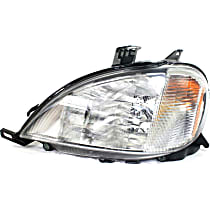 Driver Side Headlight, With bulb(s) - Models With (163) Chassis and Without Sport Package