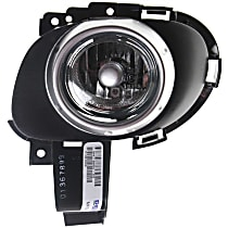 Fog Light - Driver Side, Hatchback