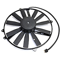 OE Replacement A/C Condenser Fan - OE Replacement (Chassis W124 W126)