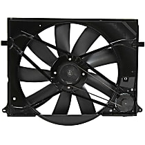 OE Replacement Radiator Fan - Fits Until 06/01 (S430, S500 To Vin A229601)