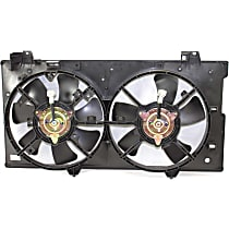 OE Replacement Radiator Fan - Fits 2.3L, Non-Turbo