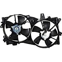 OE Replacement Radiator Fan - w/o Tow Pckg.