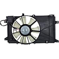 OE Replacement Radiator Fan - w/ Controller