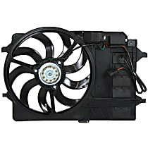 Radiator Fan - H/B 07-08 Convertible, From 03/03