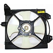 A/C Condenser Fan - Passenger Side, Non-Turbo, 2.0L Engine
