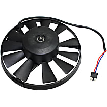 OE Replacement A/C Condenser Fan - W123