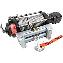 70-50080C Winch - Hydraulic, 9000 lbs., Steel, Direct Fit