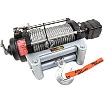 Winch - Hydraulic, 9000 lbs., Steel, Direct Fit