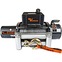 Winch - Electric, 15000 lbs., Steel, Direct Fit
