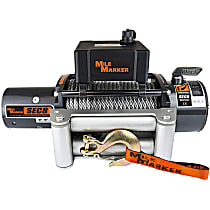 Winch - Electric, 8000 lbs., Steel, Direct Fit
