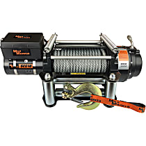 Winch - Electric, 1800 lbs., Steel, Direct Fit