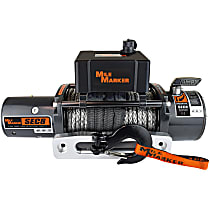 Winch - Electric, 8000 lbs., Synthetic, Direct Fit